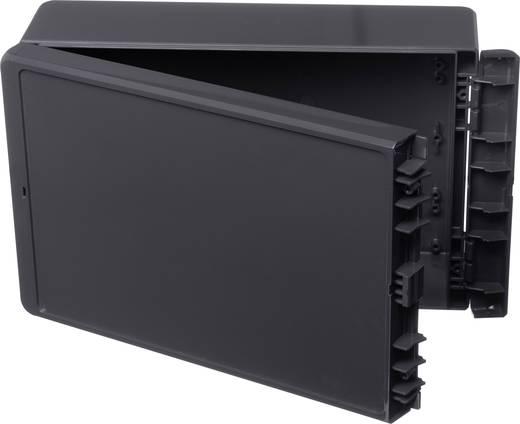 Wand-Gehäuse, Installations-Gehäuse 170 x 271 x 90 ABS Graphitgrau (RAL 7024) Bopla Bocube B 261709 ABS-7024 1 St.