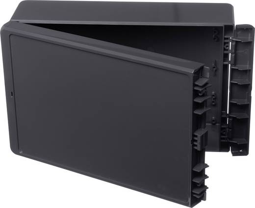 Wand-Gehäuse, Installations-Gehäuse 170 x 271 x 90 Polycarbonat Graphitgrau (RAL 7024) Bopla Bocube B 261709 PC-V0-702