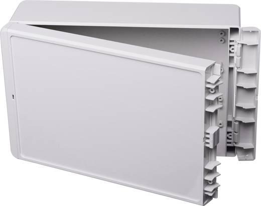 Wand-Gehäuse, Installations-Gehäuse 170 x 271 x 90 Polycarbonat Licht-Grau (RAL 7035) Bopla Bocube B 261709 PC-V0-7035