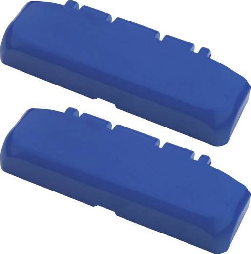 Scharnier Polycarbonat Ultramarin-Blau Bopla Bocube 96310102 2 St.
