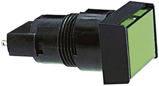 Industrie Verpackungseinheit Blenden für Signalleuchten Rot (transparent) RAFI Inhalt: 10 St.