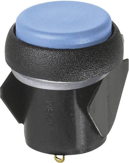 APEM IQR3S412 Drucktaster 48 V/DC 0.2 A 1 x Aus/(Ein) tastend 1 St.
