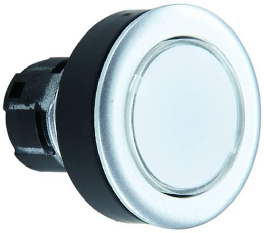 Leuchtvorsatz flach Rot, Transparent RAFI 1.65.126.011/1300 10 St.