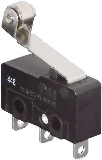Mikroschalter 250 V/AC 5 A 1 x Ein/(Ein) Hartmann MBB1 01 A 01 C 09 A tastend 1 St.