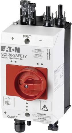 Bezpečnostní spínač pro fotovoltaické panely Eaton SOL30-SAFETY/2MC4-U(230V50HZ) (144122)