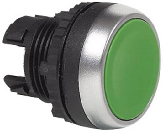 Drucktaster Frontring Kunststoff, verchromt Gelb BACO L21AA04 1 St.