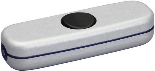 interBär 5055-020.01 Schnurschalter Titan, Schwarz 1 x Aus/Ein 3 A 1 St.
