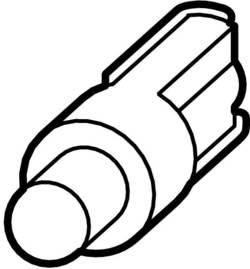 Příslušenství k LED čipu Eaton LEDWB-W (208728), bílá
