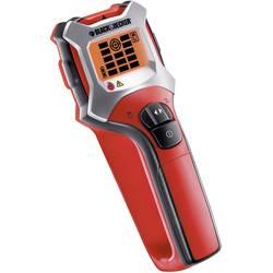 Detektor dreva, železných kovov, neželezných kovov Black & Decker BDS303 ATT.NUM.LOCATING_DEPTH_MAX 100 mm BDS303-XJ