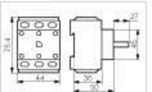 BACO BA0172000 Schalterblock 25 A Grau, Schwarz 1 St.