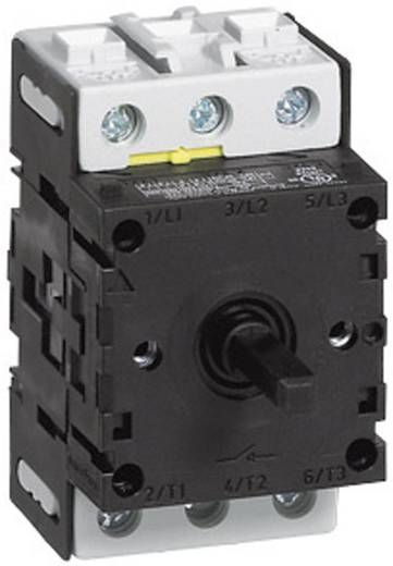 Schalterblock 100 A Grau, Schwarz BACO BA0172500 1 St.