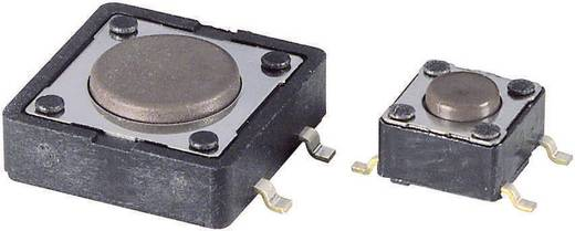 Diptronics DTSM-63N-V-B Drucktaster 12 V/DC 0.05 A 1 x Aus/(Ein) tastend 1 St.