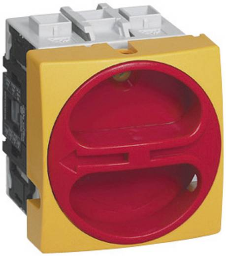 Lasttrennschalter 80 A 1 x 90 ° Gelb, Rot BACO 0172401 1 St.