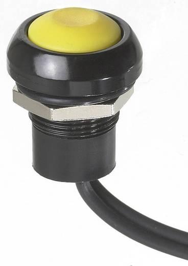 Drucktaster 28 V/DC 5 A 1 x Aus/(Ein) APEM ICR3SAD4 IP67 tastend 1 St.