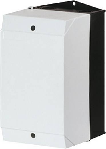 Leergehäuse für Tragschienenmontage (B x H x T) 80 x 120 x 95 mm Licht-Grau (RAL 7035), Schwarz (RAL 9005) Eaton CI-K1-