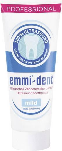 Zahnpasta EmmiDent Mild für Ultraschall 75 ml Weiß