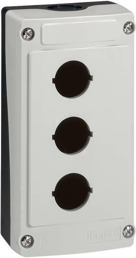 Leergehäuse 3 Einbaustellen (L x B x H) 140 x 74 x 47.9 mm Grau-Schwarz BACO BALBX0300 1 St.
