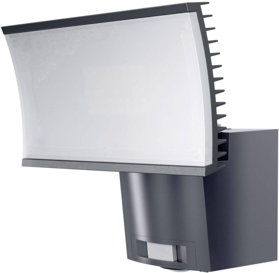 OSRAM Noxlite 4052899905603 LED outdoor floodlight (+ motion detector) 23 W Warm white Grey  sc 1 st  Conrad.com & OSRAM Noxlite 4052899905603 LED outdoor floodlight (+ motion ...