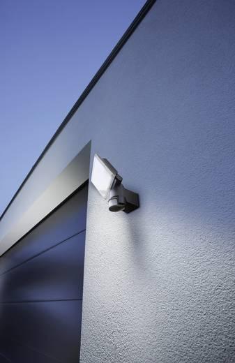 OSRAM LED-Außenstrahler mit Bewegungsmelder Noxlite 4052899918009 Schutzart IP44 Weiß IP44 LED fest eingebaut