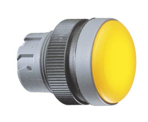 Leuchtvorsatz flach Grün RAFI 1.74.505.501/1500 10 St.