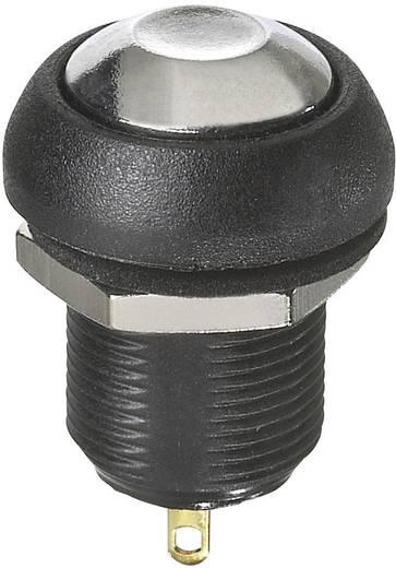 Drucktaster 24 V/DC 2 A 1 x Aus/(Ein) APEM ILR3SAD7/1 IP67 tastend 1 St.