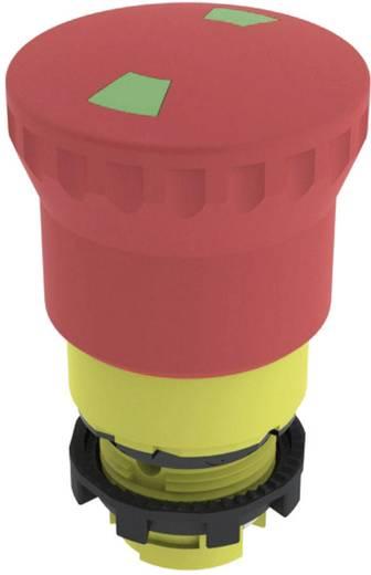 Not-Aus-Schalter Gelb, Rot Zugentriegelung Pizzato Elettrica E21PEPF4531 1 St.