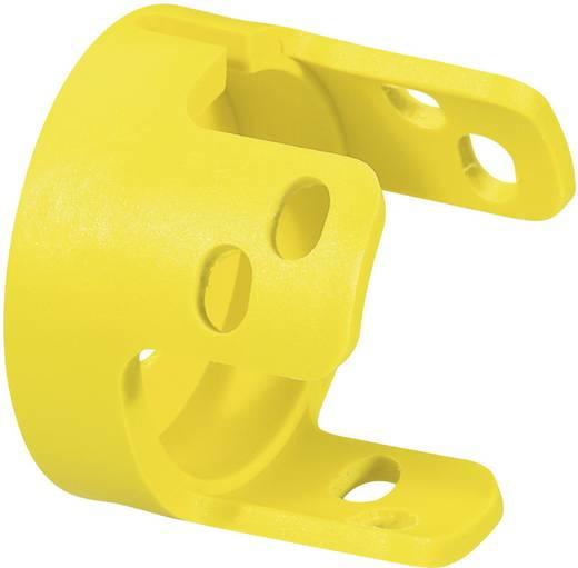 Schutzkragen (Ø x H) 22 mm x 40 mm Gelb BACO LWA0240 1 St.