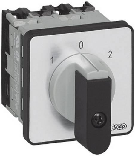 BACO NC01GQ1 Umschalter 16 A 2 x 30 ° Grau, Schwarz 1 St.