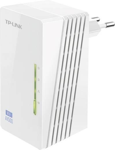 TP-LINK TL-WPA4220 Powerline WLAN Einzel Adapter 500 MBit/s