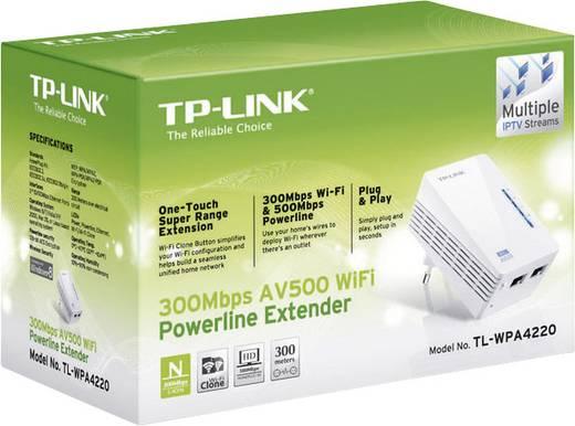 Powerline WLAN Einzel Adapter 500 MBit/s TP-LINK TL-WPA4220