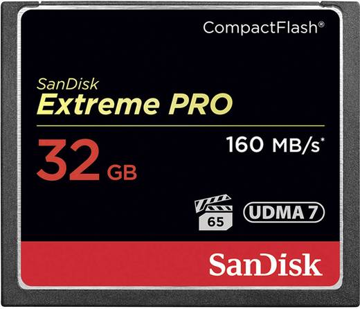 CF-Karte 32 GB SanDisk Extreme Pro®