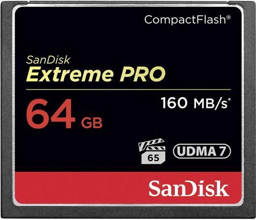 CF-Karte 64 GB SanDisk Extreme Pro®