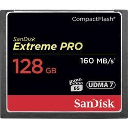 CF pamäťová karta, 128 GB, SanDisk Extreme Pro® SDCFXPS-128G-X46