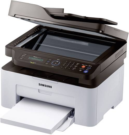 samsung xpress sl m2070fw monolaser multifunktionsdrucker a4 drucker scanner kopierer fax. Black Bedroom Furniture Sets. Home Design Ideas