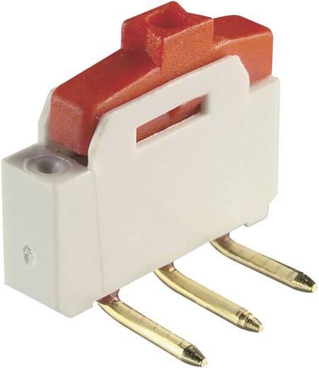 Schiebeschalter 12 V/DC 0.5 A 1 x Ein/Ein Hartmann SX254L 1 St.
