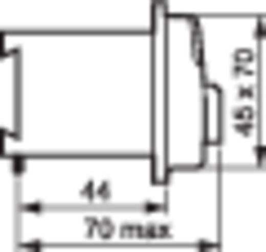 Umschalter 16 A 2 x 30 ° Grau BACO NDF15 1 St.