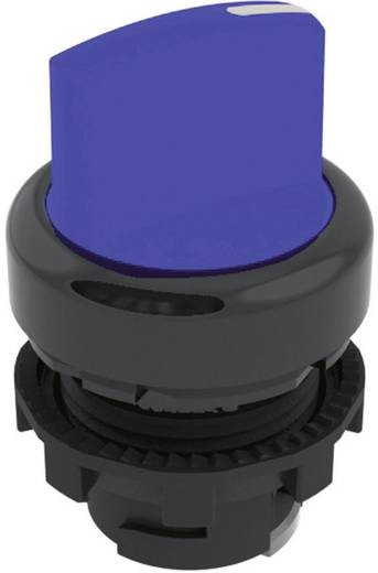 Wahltaste Blau 1 x 45 ° Pizzato Elettrica E21SL12ACD61AB 1 St.