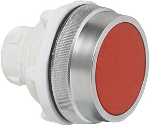 Drucktaster Frontring Kunststoff, verchromt, glänzend Rot BACO T11AA01 1 St.