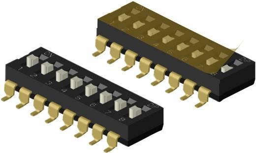 DIP-Schalter Polzahl 8 IC-Type Diptronics DM-08-V 220 St.
