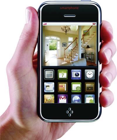Benachrichtigungen der WLAN-Kamera direkt aufs Smartphone