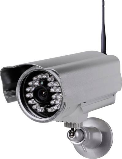 WLAN IP Kamera 640 x 480 Pixel 6 mm Smartwares C903IP.2 SW
