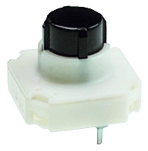 Drucktaster 35 V 0.1 A 1 x Aus/(Ein) RAFI 3.14.100.801/0000 tastend 25 St.