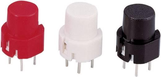 B6-R-RT Drucktaster 35 V/DC 0.01 A 1 x Aus/(Ein) tastend 1 St.