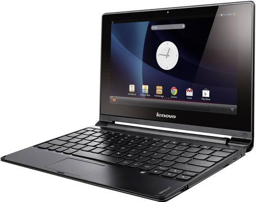 "Lenovo Ideapad A10 Dual-Mode Android Notebook 25,65 cm (10,1"") Schwarz"