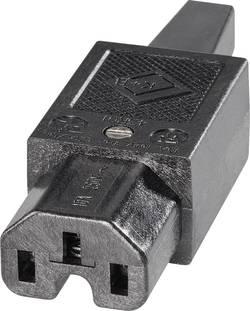 Síťová IEC zásuvka C15 K+B, 250 V, 10 A, 43R012311