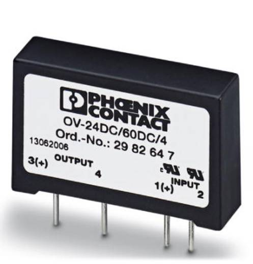 Halbleiterrelais 10 St. Phoenix Contact OV-24DC/ 60DC/4 Last-Strom (max.): 4 A Schaltspannung (max.): 60 V/DC