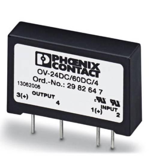 Phoenix Contact Halbleiterrelais 10 St. OV-24DC/ 60DC/4 Last-Strom (max.): 4 A Schaltspannung (max.): 60 V/DC