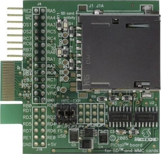 Erweiterungsboard Microchip Technology AC164122