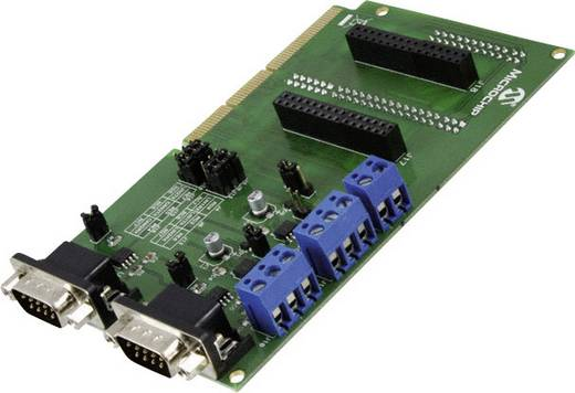 Erweiterungsboard Microchip Technology AC164130-2