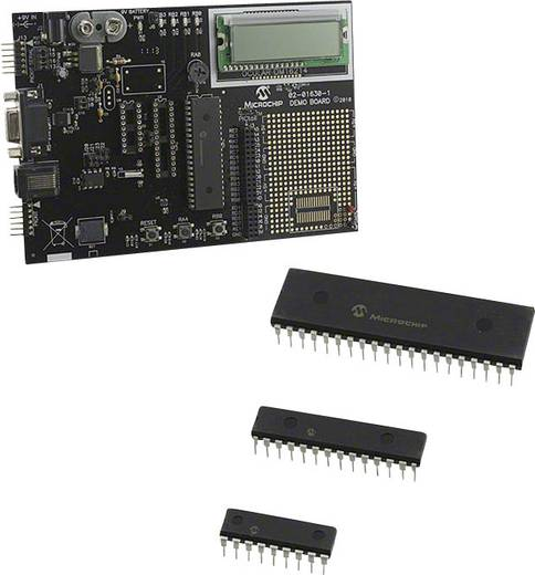 Entwicklungsboard Microchip Technology DM163022-1